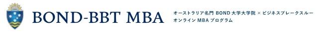 Bond-BBT MBA